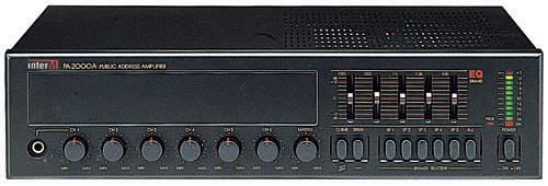 Усилитель мощности Inter-M PA-4000A